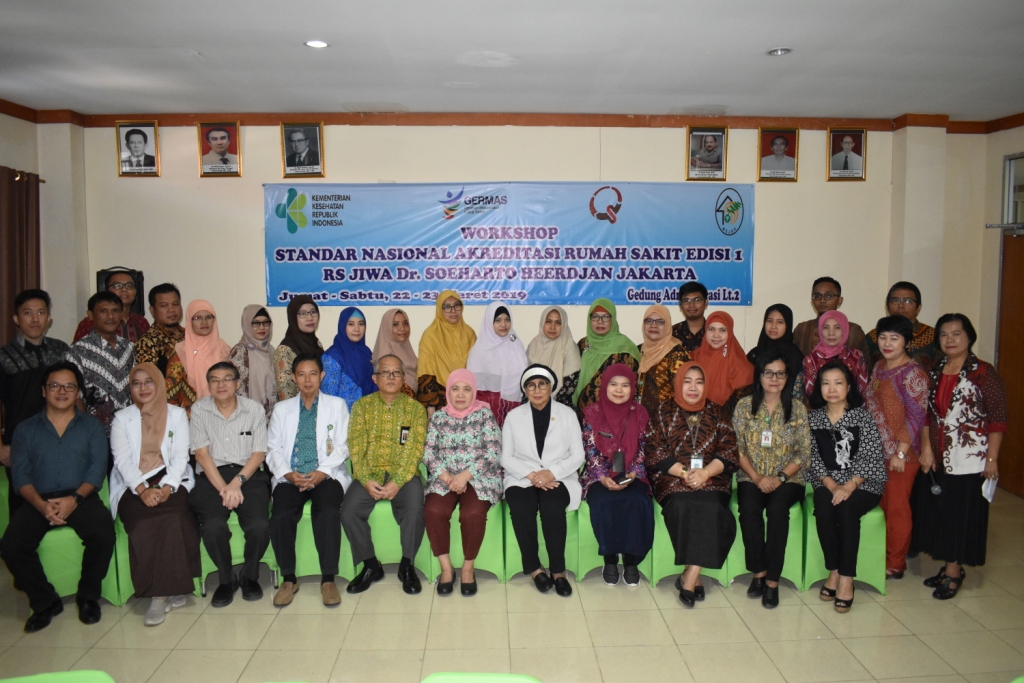 Workshop SNARS Edisi 1 2019